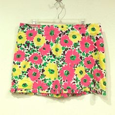 Lilly Pulitzer skirt Excellent condition. No trades, Lilly Pulitzer Skirts