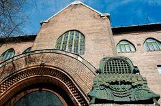 Béla Lajta: Institue of Blinds, Budapest Art Nouveau, Art Deco, Bucharest, Bauhaus, Barcelona Cathedral, Blinds, Buildings, Architecture, Shades Blinds