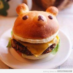 Burgerbear