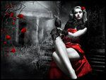 Courting the Night by *UnholyVault on deviantART
