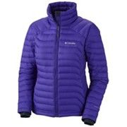 Women's Powerfly™ Down Jacket Body Heat, Columbia, Cold Weather, Winter Jackets, Weather Activities, Window Shopping, Insulation, Fill, Rain