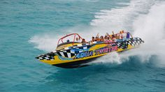 Passion Island by twister boat Cozumel DCL excursion