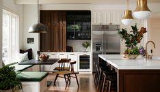 Kitchen Cabinet Styles, Kitchen Cabinets, Kitchen Reno, Have A Good Weekend, Kitchen Hardware, Design Firms, Dom, Kitchen Design, Kitchen Interior