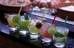Ótima opção para festa de adolescente: Caipifruta - Caipirinha sem Álcool