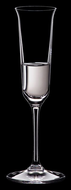 Riedel Vinum Grappa Glass of Wine Silver Color, Black Silver, Black And Grey, Colour Board, Black Tie Affair, Shades Of Black, Pretty Box, Black Backgrounds, Scotch