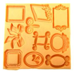 With our reusable frames and flower silicone mold, you can create beautiful accents for pendants or decorations. The flexible silicone allows you to use the mold dozens of time. Each casting will meas Resin Molds, Soap Molds, Silicone Molds, Flower Crafts, Diy Flowers, Cake Flowers, Resin Crafts, Fun Crafts, Jewelry Crafts
