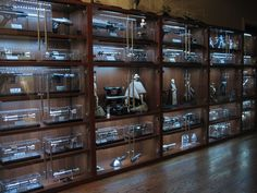 comic book statue cabinets - Google Search