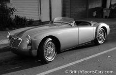MG MGA 1600 1961