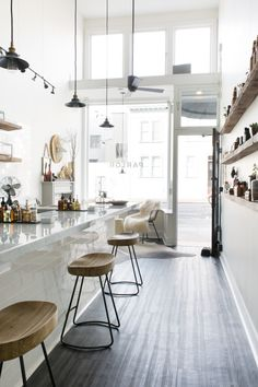 Retail Therapy: Sweet Spa in San Francisco