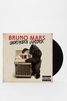 Bruno Mars - Unorthodox Jukebox LP $22.98 urban outfitters.com