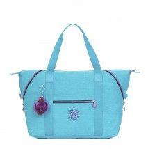 Kipling Art M Tote Bag - Cool Turquoise #cool #style #kipling
