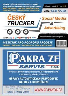 Český Trucker - listopad 2016 Digital Marketing Business, Social Media Digital Marketing, Social Media Marketing, Online Marketing, Online Business, Mobile Marketing, Semi Trucks, Mercedes Benz, Automobile