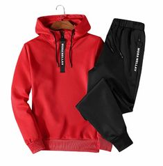 ://lztees.com/product/sets-tracksuit-men-autumn-winter-hooded-sweatshirt-drawstring-outfit-sportswear-male-suit-pullover-two-piece-set-casual/ Track Suit Men, Sweatshirt Outfit, Mens Pullover Hoodie, Long Hoodie, Look At You, A Boutique, Mens Suits, Hooded Sweatshirts, Men's Hoodies