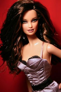 Love the hair Barbie!