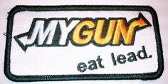 The Tactical My Gun Eat Lead Military Velcro Morale Patch Pantel tactical,http://www.amazon.com/dp/B00CBQ4SZO/ref=cm_sw_r_pi_dp_g-1wsb1XB93NYXXH