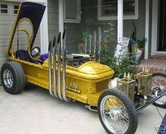 Hot Rod Grandpa's from the Munsters