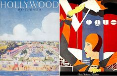 Art Deco: Vintage Ads