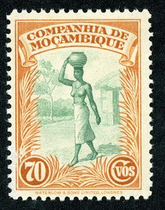 Big Blue 1840-1940: The Pictorials of Mozambique Company