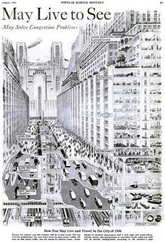 American City of Future (1925)