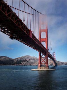Bridge in Fog by T. Malachi Dunworth  on 500px