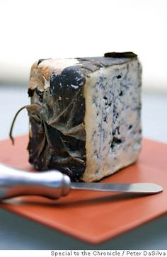 An 'extreme cheese' so pungent that it'll curl your tongue - Cabrales bleu cheese (Spain)