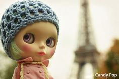 Blythe in Paris