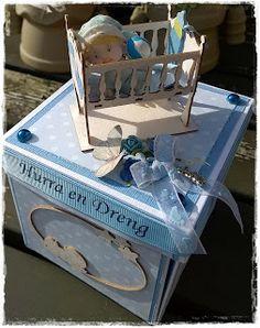 Chanettes kreative blog: Baby æske til en dreng http://truntemus-nettesblog.blogspot.dk/