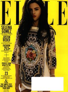 MyFDB - ELLE Cover July 2012