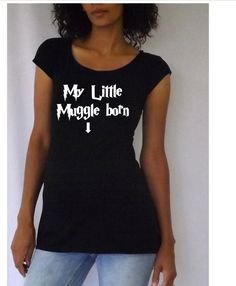For Harry Potter fans: | 21 Funny T-Shirts You Can Wear Only When You're Knocked Up