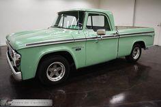 Classic Car Liquidators 1965 Dodge D100 Sweptline Pickup 440 Big Block V8 - $10,999