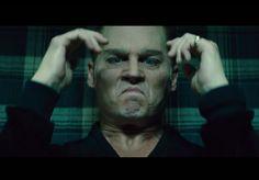 Johnny Depp, effrayant dans ce nouveau trailer de «Strictly Criminal»
