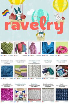 Easily find knitting and crochet project ideas when searching for Ravelry Free Patterns. If you're new to Ravelry, I will demonstrate how to quickly find free patterns and make new friends. #StudioKnit #ravelry Ravelry Free Patterns, Knitting Patterns Free, Stitch Patterns, Crochet Patterns, Knitting Help, How To Start Knitting, Easy Knitting, Knitting Supplies, Knitting Projects