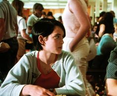Winona Ryder as Rina 'Lucas' was her first ever movie