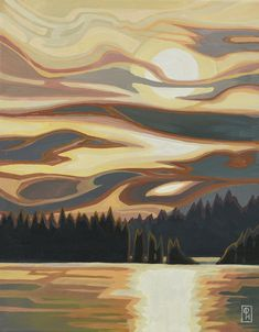 """Check out our internet site for more details on """"abstract art paintings acrylics"""". It is a great location to get more information. Contemporary Abstract Art, Contemporary Artists, Canadian Art, Native Art, Tree Art, Landscape Art, Art Inspo, Art Drawings, Pop Art"""