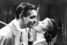 It Happened One Night--- Directed by Frank Capra. Starring Clark Gable, Claudette Colbert.  Two great lovers of the screen in the grandest of romantic comedies!