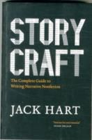 Storycraft   Jack Hart   ARK Bokhandel Ark, Cover