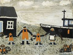 Gary Bunt | A Fisherman and his Family