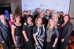"Our Wonderful Park Ridge Chamber Board at ""A Night of Stars"" Gala!"