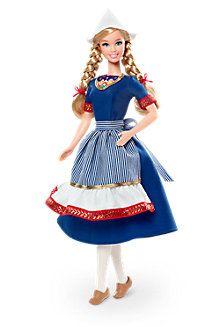 <em>Holland</em> Barbie® Doll