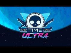 Super Time Force Ultra presenta todas sus novedades en Steam con un tráiler intenso