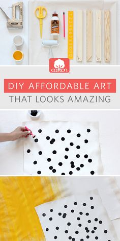 DIY Affordable Art T