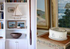 A casually elegant family retreat at Palm Beach, Sydney by Adelaide Bragg & Associates . Classic Interior, New Kitchen, Palm Beach, Beach House, Inspiration, Coastal, Home Decor, Textiles, Inspire