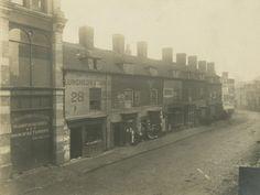Jamaica Row Birmingham England.