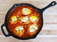 Shakshuka - I can't wait to try this!