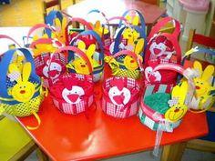 Easter Baskets, Bowser, Elf, Diy Crafts, Creative, Cards, Easter Ideas, Kindergarten, Bricolage