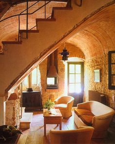 Cozy Home <3. Sweet little hobbit hole.