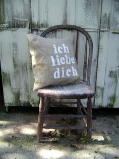 ich liebe dich i love you german stamped eco friendly by ireckon, $24.00