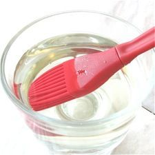 Simple Syrup: brush on cakes to add a little sweetness and more moisture
