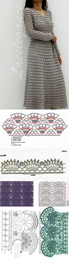 Trendy >> Crochet Summer Dress For Baby #superb