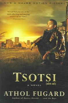 Tsotsi / Athol Fugard